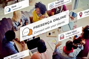 Presença Online Marcante